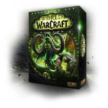 World of Warcraft: Legion product
