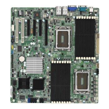 Дънна платка за сървър Tyan S8230GM4NR, G34, поддържа DIMMs U/LV/RDDR3 RAM, 4x Lan1000, 6x SATA 3.0Gb/s, RAID (0/1/10/5), VGA, 7x USB 2.0, EATX image