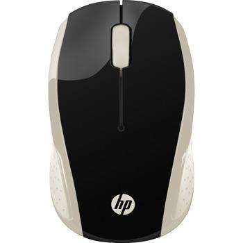 HP Wireless Mouse 200 Silk Gold 2HU83AA product