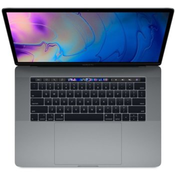 "Лаптоп Apple MacBook Pro 13 Touch Bar (2020) (MXK32ZE/A)(сив), четириядрен Intel Core i5 1.4/3.9 GHz, 13.3"" (33.78) cm IPS Retina дисплей, (Thunderbolt), 8GB DDR4, 256GB SSD, 4x Thunderbolt 3, macOS Catalina image"