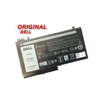 Батерия (оригинална) за лаптоп Dell, съвместима с Latitude E5250 E5270 NGGX5, 11.4V, 4100 mAh image