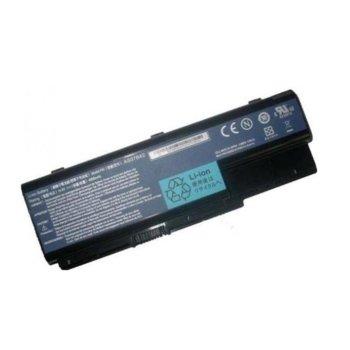Батерия (заместител) за лаптоп Acer Aspire 5230, съвместима с 5530/5730/5735/ 5739/5930, 9cell, 11.1V, 8800 mAh image