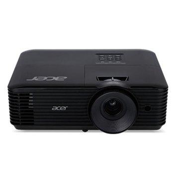 Проектор Acer X1626H, DLP, 3D ready, WUXGA (1920 x 1200), 10 000:1, 4.000 lm, HDMI, VGA, USB  image