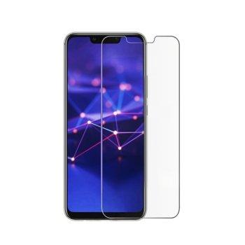 Протектор от закалено стъкло /Tempered Glass/ DeTech за Huawei Mate 20 Pro, 0.3mm image