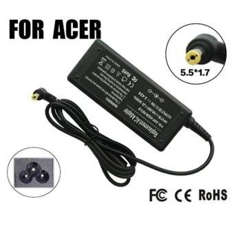 Захранване (заместител) за лаптопи Acer, 19V/3.42A/65W, жак (5.5 x 1.7) image