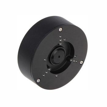 Разпределителна кутия Dahua PFA130-E-Black, алуминиева, IP66, черна image