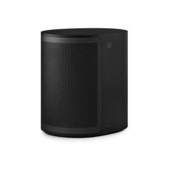 Тонколона Bang & Olufsen Beoplay M3, 2.0, RMS (40W +40W), Bluetooth, WiFi, Bluetooth - 2.37 W / WiFi - 2.84 W, черен image