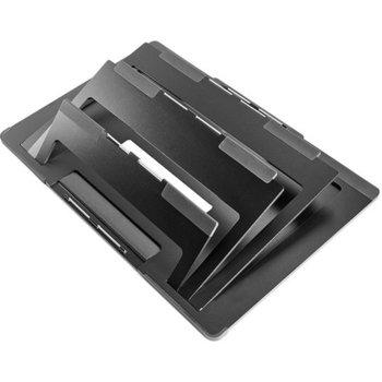 Стойка Wacom ACK627K, предназначена за Wacom MobileStudio Pro 13/16, метална, черна image