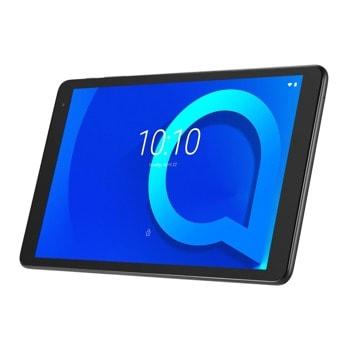 """Таблет Alcatel 1T 10, 10"""" (25.4 cm) HD дисплей, четириядрен Mediatek MT8321 1.3 GHz, 1GB RAM, 16GB eMMC (+ microSD слот), 2.0 & 2.0 Mpix, Android image"""