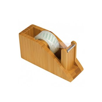Тиксодържач Wedo Bamboo 19/33, кафяв image