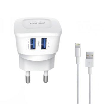 LDNIO DLAC63, 5V/2.4A White DF14464 product