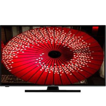 "Телевизор Hitachi 43HAK6151, 43"" (109sm), 4K, DVB-T/C/S/MPEG4, 2x HDMI, USB, WiFi image"