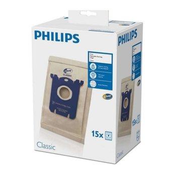 Торба за прах Philips FC8019/03, 15x S-bag image