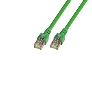 Пач кабел EFB Elektronik, SFTP, Cat.5e, 2m, зелен image