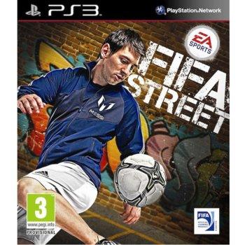 Игра за конзола FIFA Street, за PlayStation 3  image