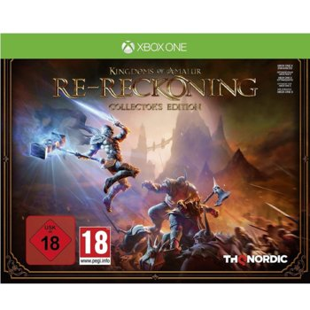 Игра за конзола Kingdoms of Amalur: Re-Reckoning - Collector's Edition, за Xbox One image