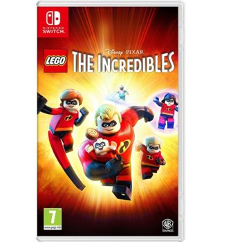 Игра за конзола LEGO The Incredibles, за Switch image