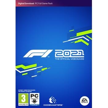 Игра F1 2021, за PC image