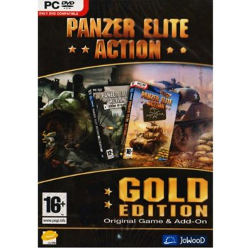 Panzer Elite Action - Gold Edition, за PC product