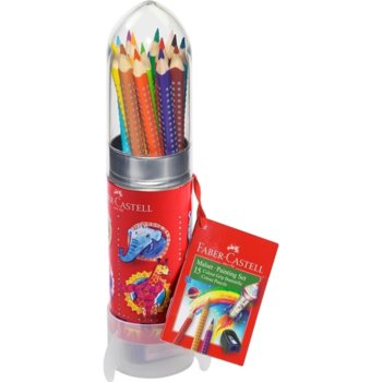 Faber-Castell Grip 15 острилка метална кутия product