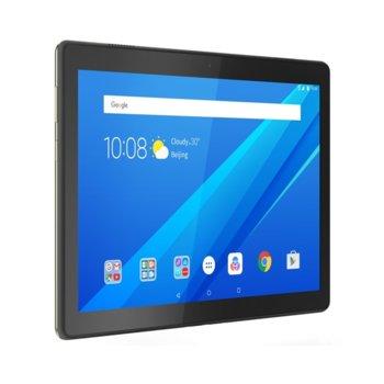 "Таблет Lenovo Tab M10 (ZA490042BG)(черен), 3G/4G, 10.1"" (25.65 cm) FHD IPS дисплей, осемядрен Qualcomm Snapdragon 450 1.8GHz, 3GB RAM, 32GB Flash памет, 5.0 & 2,0 Mpix камера, Android Oreo, 480 g image"