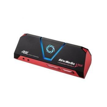 Кепчър AVerMedia LIVE Gamer Portable 2 Plus, USB, 4Kp60FPS, HDMI image