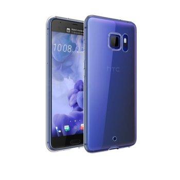 Калъф за HTC U Ultra, силиконов протектор, TPU, Ultra Slim Case, прозрачен, дебелина 0.3mm image