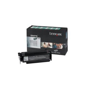 КАСЕТА ЗА LEXMARK X 422 - Return program cartridge - P№ 12A4715 - заб.: 12000k image