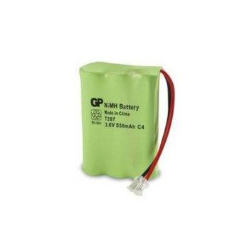 Батерия за телефон GP T207, 3x ААА, 3.6V, NiMH, 550mAh, 1бр. image