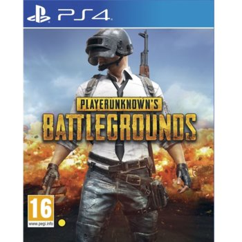 Игра за конзола PlayerUnknown's BattleGround, за PS4 image