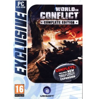 World in Conflict: Complete Edition product