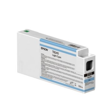 Касета за Epson SureColor SC-P6000/P7000/P8000/P9000 series - Light Cyan - P№ C13T824500 - 350ml image