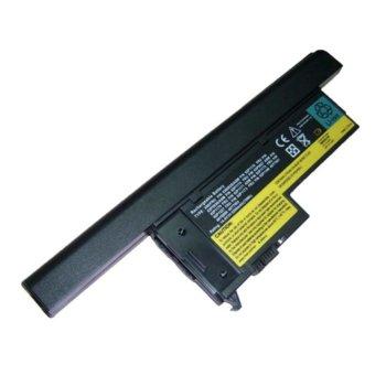 Батерия (заместител) за IBM Thinkpad, съвместима с X60/X61, 8cell, 14.4V, 5200mAh  image