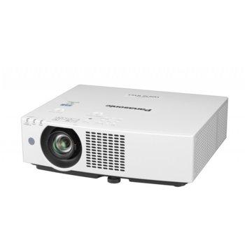 Проектор Panasonic PT-VMW50EJ, 3LCD, WXGA (1280x800), 3 000 000:1, 5000 lm, 2x HDMI, 2x VGA, USB, LAN image