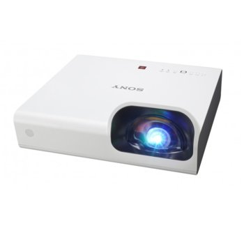 Проектор Sony VPL-SX226, 3LCD, XGA(1024x768), 3000:1, 2800 lm, HDMI, LAN, Wi-Fi, USB(Type A & B), D-Sub, RS232C, Microphone jack image