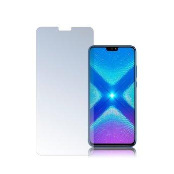 Протектор от закалено стъкло /Tempered Glass/ 4smarts Second Glass за Honor 8X image