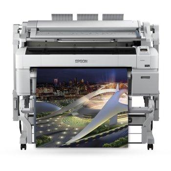 "Плотер Epson SureColor SC-T5200D-PS, 36"" (914 mm), 2880 x 1440 dpi, 1 GB RAM, LAN, USB, 1г.  image"