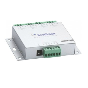 Адаптер GeoVision GV-Relay Box 55-RELAY-200, 4 relay изхода image