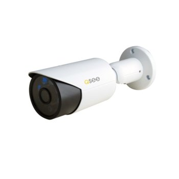 """AHD камера Q-See QH7080B, насочена """"bullet"""" камера, 2MP (1920x1080@25fps), 3.6 mm обектив, IR осветление (до 30m), външна IP66 image"""