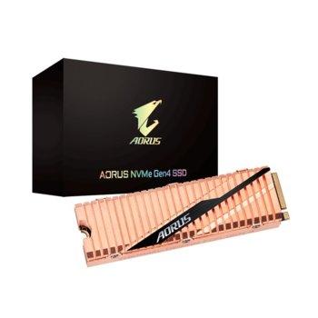 Gigabyte 500GB AORUS NVMe PCIe product