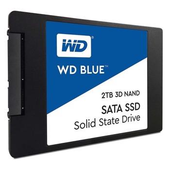 Памет SSD 2TB Western Digital WDS200T2B0A, SATA 6Gb/s, скорост на четене 560MBs, скорост на запис 530MBs image