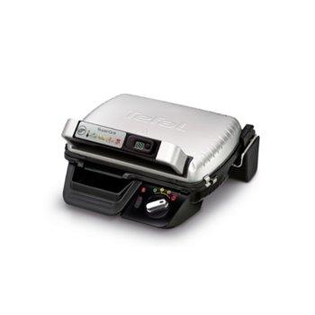 Грил Tefal GC451B12, сменяеми плочи, контролна лампа, възможност за миене в съдомиялна, 2000 W image