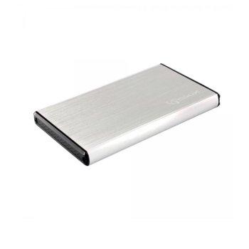 "Кутия 2.5""(6.35 см) SBOX HDC-2562W, за 2.5"" (6.35 см) HDD/SSD, SATA III, USB 3.0, до 2TB, бяла image"