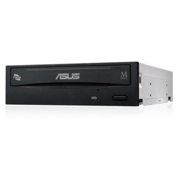 Оптично устройство Asus DRW-24D5MT, вътрешно, SATA, четене/записване, черно image