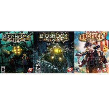 Игра за конзола BioShock HD Collection, за PS4 image