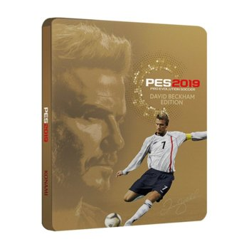 Pro Evolution Soccer 2019 David Beckham Edition product