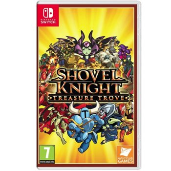 Игра за конзола Shovel Knight: Treasure Trove, за Nintendo Switch image