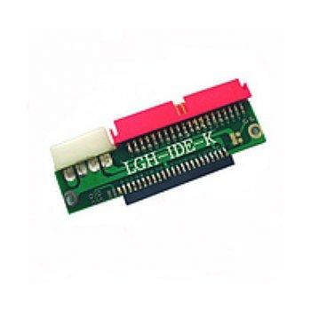"Преходник (44 Pin) 2.5"" (6.35 cm) IDE HDD към (40 Pin) 3.5"" (8.89cm) IDE HDD image"