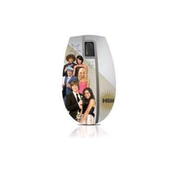 Disney High School Musical Optical Mouse product