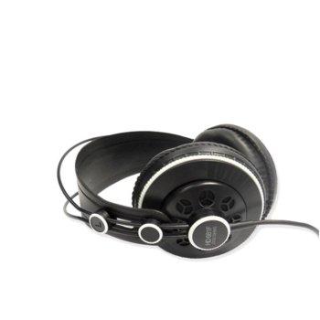 Слушалки Superlux HD-681 F, 50мм драйвер, 2,5 метра кабел, 3.5mm жак, черни  image